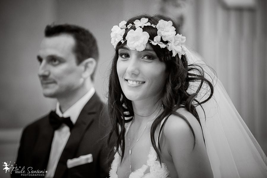 mariage de aurelia et christophe mondoloni eglise d'afa